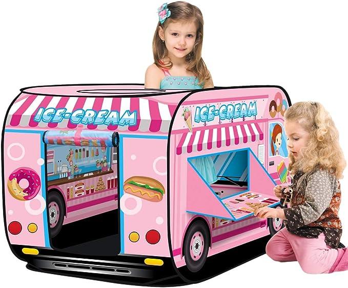 1335 opinioni per deAO Casa dei Giochi Tende per Bambini Design Pop Up Auto-Armante Montaggio
