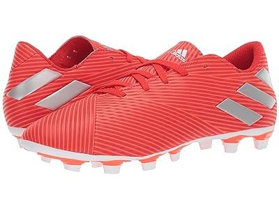 adidas Nemeziz 19.4 FxG (Active Red/Silver Metallic/Solar Red) Men