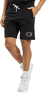 Champion Men's Logo Sweat Shorts, Black