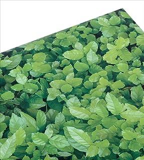 tomtask 3D 立体 壁紙 リメイクシート 壁紙シール 45cm×10m ウォールステッカー 防水 貼り方説明書付 (緑 草)
