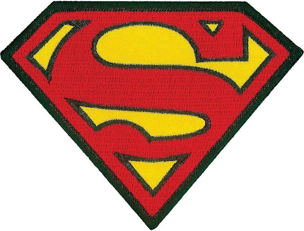 Japan's largest assortment Ata-Boy DC free shipping Comics Superman Acessory Collection Logo