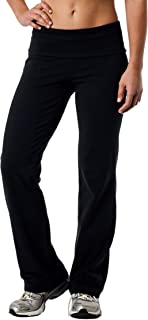 Luxurious Cotton Lycra Fold over Yoga Pants