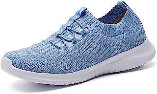 أحذية المشي النسائية من TIOSEBON خفيفة الوزن كاجوال للركض