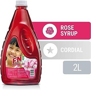 F&N Rose Syrup Cordial, 2L