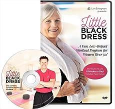 The Little Black Dress Workout DVD for Beginners and Seniors - Low Impact Full Body Exercise Program for Women