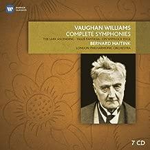 list of vaughan williams works