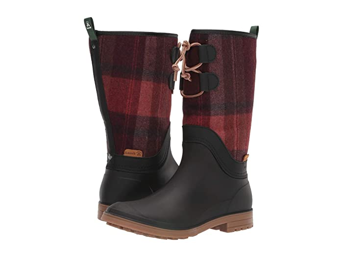 Kamik  Abigail (Plaid) Womens Boots