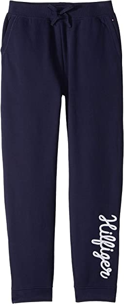 Jogger Pants with Velcro® Outside Seams (Little Kids/Big Kids)