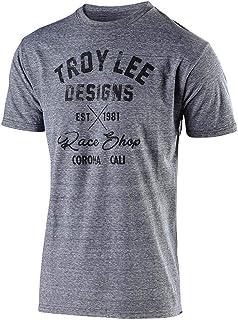Troy Lee Designs Flowline Classic Shocker Tech Long Sleeve T-Shirt Black