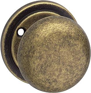 URFIC 293-435-AB - Pomo para puerta, diseño de cobre antiguo