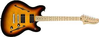 Squier by Fender Affinity Starcaster - Diapasón de arce, 3 colores