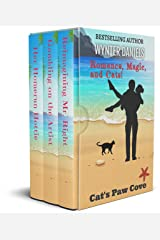 Romance, Magic, and Cats! (Cat's Paw Cove Book 15) Kindle Edition