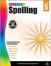 treasures spelling grade 5