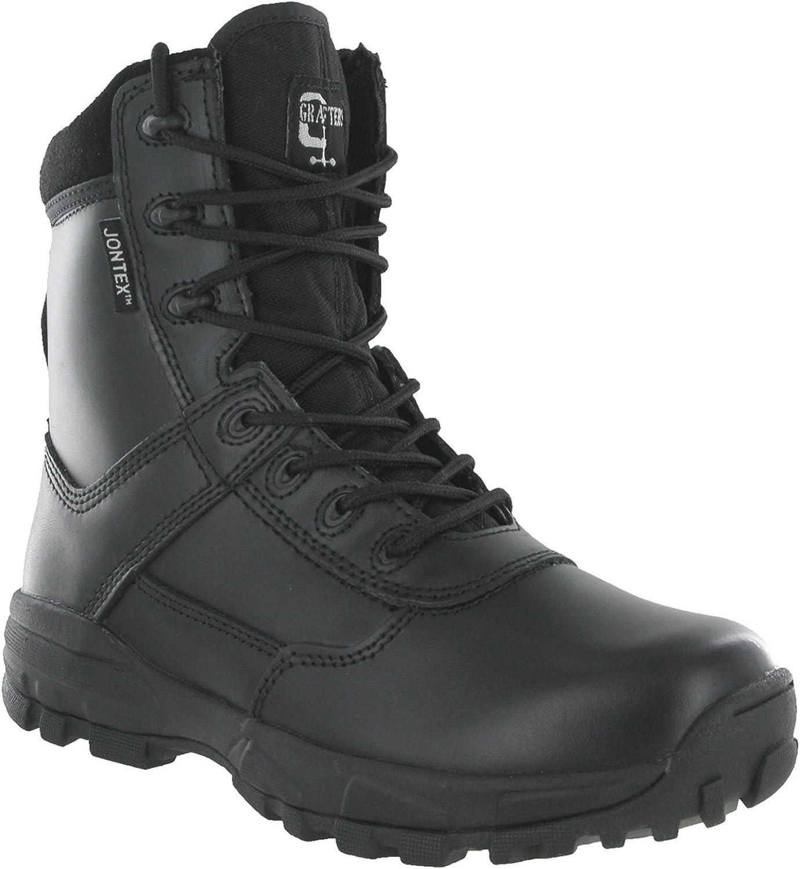 Military assault waterproof boots. Ambush cadets , security