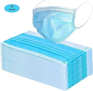 Mondmasker   OV mondkapje   3-laags   niet medisch   50 stuks