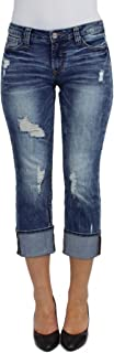 DEAR JOHN DJSL2005DYN Playback Cuffed Dynasty Denim