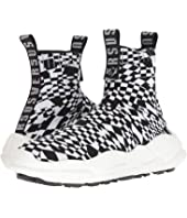 Versus Versace - Checkerboard Socks Sneaker