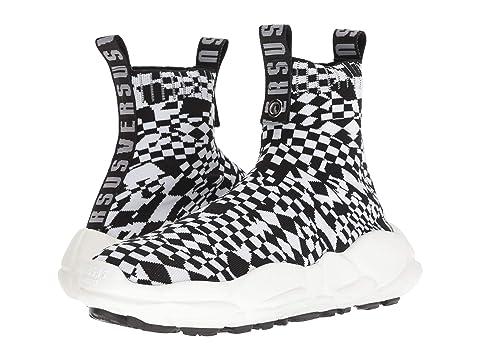 Versus Versace Checkerboard Socks Sneaker