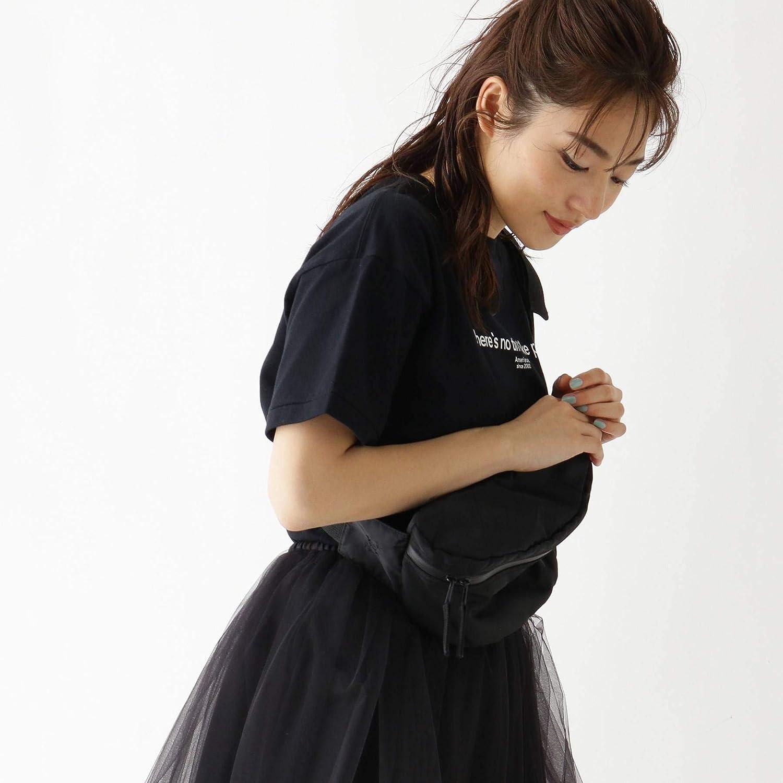 (アクアガール) aquagirl 【別注】Americana ロゴTシャツ 02816902