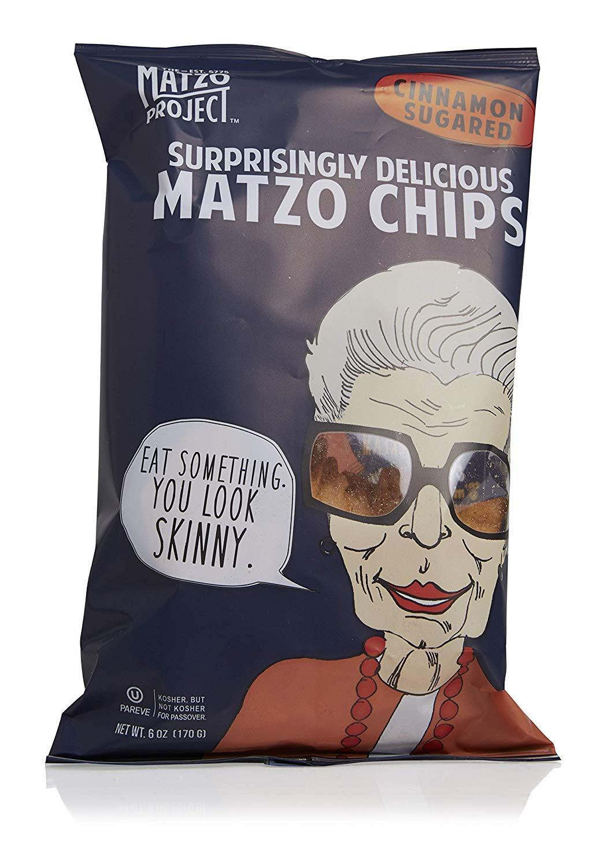 Matzo Chips Cinnamon Sugar 6 Oz. Ranking TOP16 Phoenix Mall Proj from of The Pack 3
