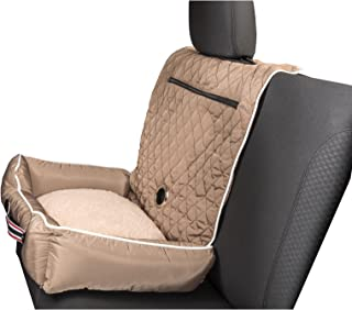 Seat Armour PET2GO101T Pet2Go Tan Car Pet Bed and Seat Cover