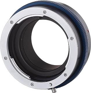 Novoflex Adapter with Manual Aperture Control Ring for all Nikon G Lenses to Micro Four Thirds Body (MFT/NIK)