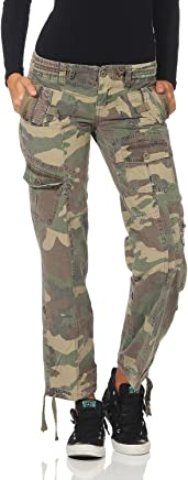 d7ef1474a3 Amazon.it: pantaloni militari donna