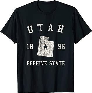 Utah Beehive State Vintage T-Shirt