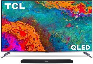 """TCL 75"""" TV & Alto 8i Sound Bar"""
