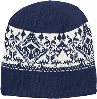 Classic Nordic Patterned Beanies in 3 Colors