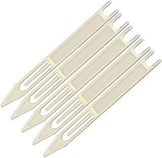 Easy Catch 2 Pack 20.5cm/8.1inch White Fishing Line Repair Netting Needle Shuttles