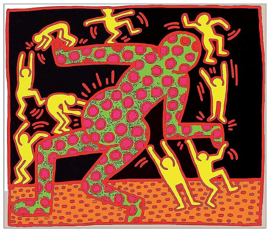 Artopweb TW21660 Decorative Panel 23.5x19.5 Inch Multicolored