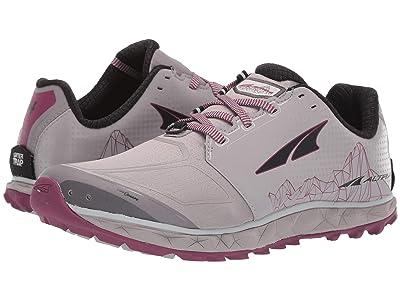 Altra Footwear Superior 4 (Gray/Raspberry) Women