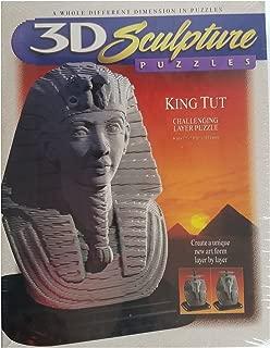 3D Sculpture Puzzle King Tut