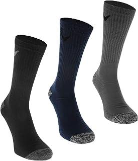 Callaway Mens Opti Dri 3 Pack Golf Socks