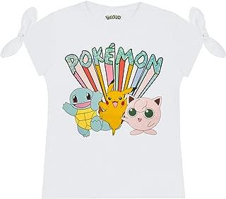 vanilla underground Pokemon Pikachu and Characters Girl's T-Shirt