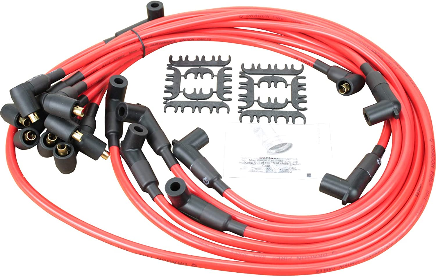 Dragon Fire Ranking TOP10 High 5 ☆ very popular Performance 8.5mm Spark Ignition Set Wires Plug