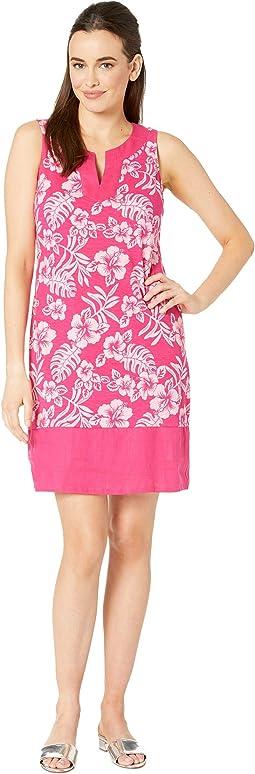 Hoani Hibiscus Shift Dress