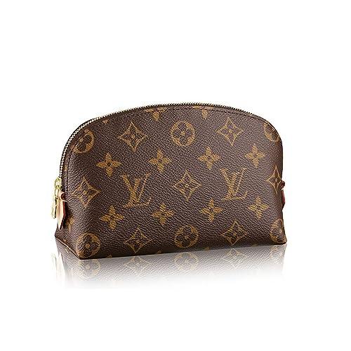 Louis Vuitton Monogram Canvas Cosmetic Pouch M47515 79800c08ce435