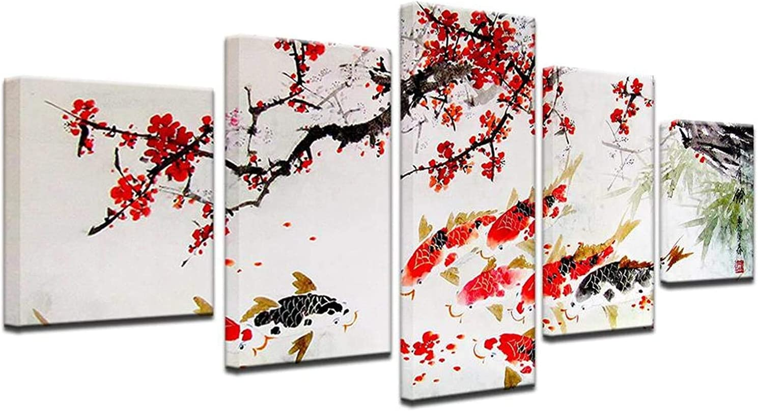 Asian Home decoration Red Plum Blossom Fashion Trees Koi lowest price Bloom Branch Tr