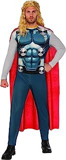 Marvel - Disfraz de Thor 2 para hombre, Talla XL adulto (