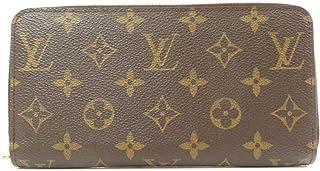 [ルイヴィトン]ジッピー?ウォレット 新型 M42616 長財布(小銭入れあり) モノグラムキャンバス ユニセックス (中古)