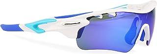 comprar comparacion Brown Labrador Gafas Ciclismo polarizadas con 5 Lentes Intercambiables UV 400. Gafas Deportivas, Running Trail Running, Ci...
