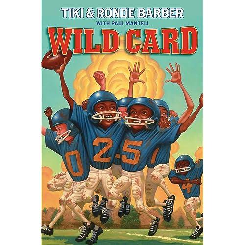 Wild Card (Barber Game Time Books)