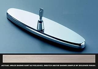 All Sales 95872 Brushed Billet Aluminum 8