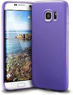 Best s7 edge purple case Reviews
