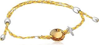 Alex and Ani Womens Precious Thread Colorado Topaz Bracelet