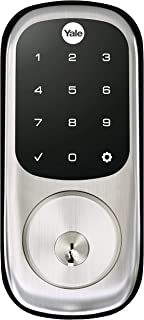 yale real living deadbolt troubleshooting