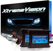 XtremeVision 35W Xenon HID Lights with Premium Slim Ballast - H13 / 9008 10000K - 10K Dark Blue - 2 Year Warranty