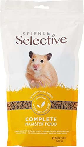high quality Supreme Petfoods Science sale Selective Hamster new arrival Foods, Brown sale